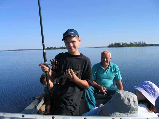 рыбалка симбозеро