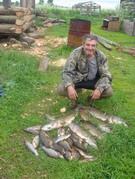 рыбалка карелия верхнее волозеро